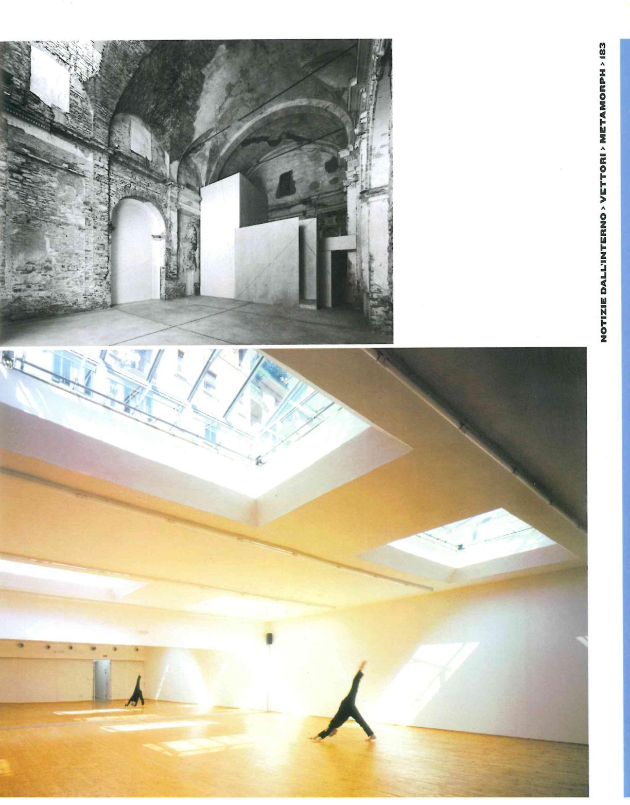catalogo 9 biennale architettura venezia 2004 borgovico